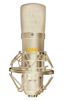 CAD GXL2200 PROFESSIONAL MICROPHONE Reviews