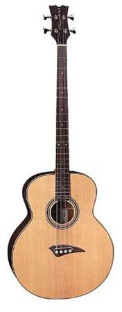 Dean EAB Acoustic Electric Bass Guitar