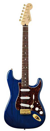 Fender Deluxe Players Stratocaster Electric Guitar with Gig Bag