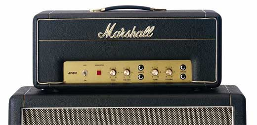 Marshall 2061X Hand Wired 20 Watt Guitar Amplifier Head