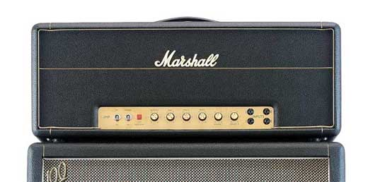 Marshall 1959HW Hand Wired 100 Watt Tube Guitar Amplifier Head