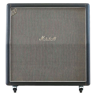 Marshall 1960AHW Handwired 120 Watt 4x12 Angled Guitar Speaker Cab