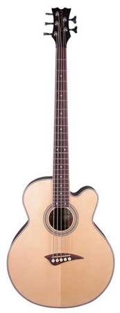 Dean EABC5 5 String  Acoustic Electric Bass Guitar