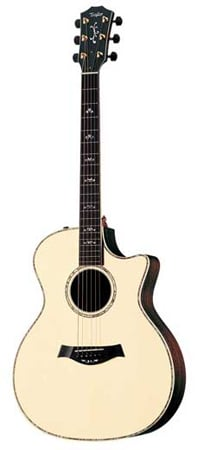 Taylor 914CE Grand Auditorium Acoustic Electric Guitar with Case