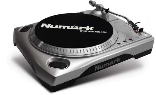 Numark TTUSB USB DJ Turntable