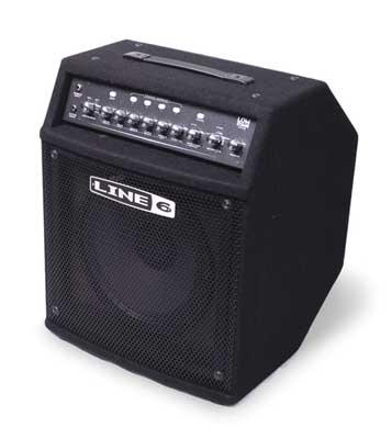 Line 6 LowDown LD150 Bass Guitar Combo Amplifier