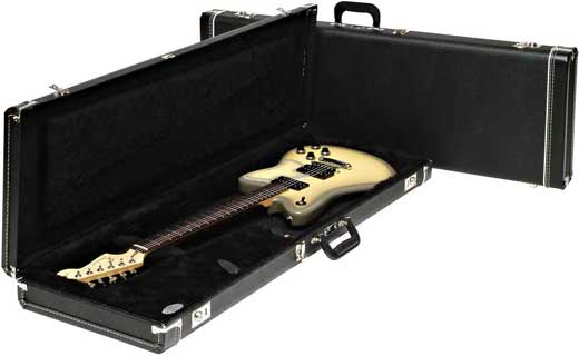 Fender Standard Mustang, Jagstang and Cyclone Electric Guitar Case