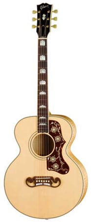 Gibson Emmylou Harris L200 Acoustic Electric Guitar with Case