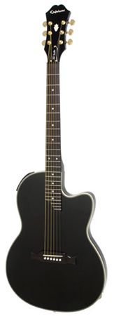 Epiphone SST Studio Solidbody Cutaway Acoustic Electric Guitar