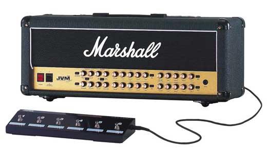 Marshall JVM410H 100 Watt Guitar Amplifier Head