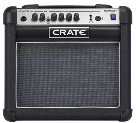 Crate FW15 FlexWave Guitar Combo Amplifier