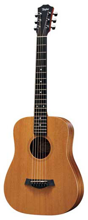 Taylor BT2 Baby Taylor 3/4 Size Acoustic Guitar with Gig Bag