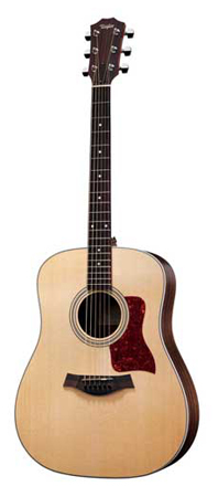 Taylor 210 Acoustic Guitar with Hardshell Gig Bag