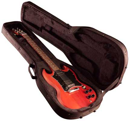 Gator GL Lightweight SG Style Electric Guitar Case