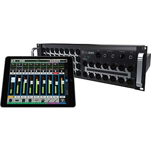 Mackie DL32R 32 Channel Digital Rackmount Mixer
