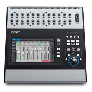 QSC TouchMix-30 Pro 32 Channel Professional Compact Digital Mixer