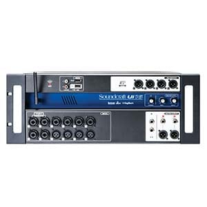 Soundcraft Ui 16 16-Input Remote Controlled Digital Mixer