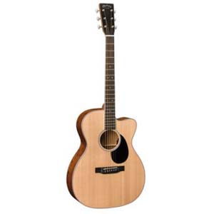 Martin OMC16E Orchestra Cutaway Acoustic Electric Guitar with Case
