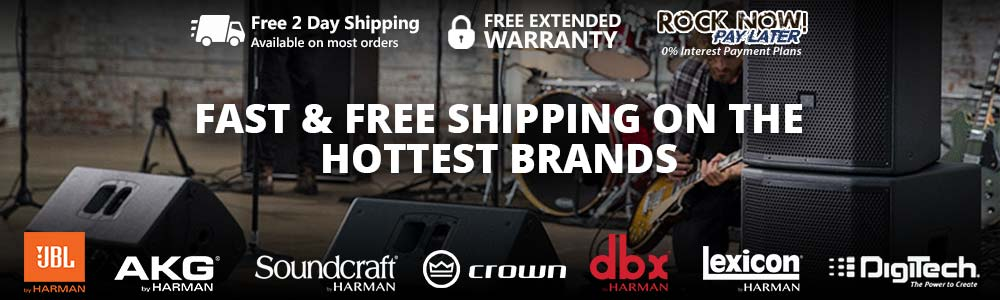 Fast and free shipping on the hottest brands