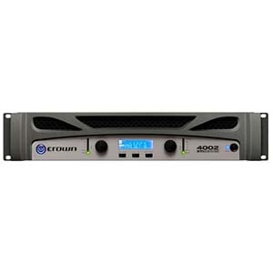 Crown XTi4002 DriveCore Two Channel 1200W At 4 ohms Power Amplifier
