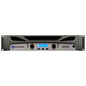 Crown XTi6002 DriveCore Two Channel 2100W At 4 ohms Power Amplifier