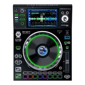 Denon DJ SC5000 Professional Media Player