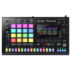 Pioneer Toraiz SP16 Professional Sampling Workstation