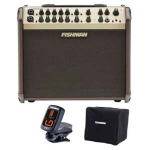 Fishman Loudbox Artist with Free Cover and FT2 Tuner