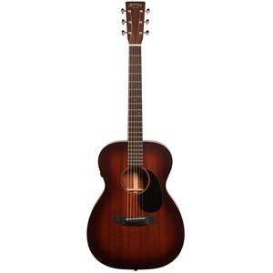 Martin 00-15E Retro Acoustic Electric Guitar with Case