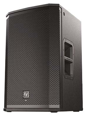 "Electro-Voice ETX12P 12"" 2 Way 2000W Full Range Powered Loudspeaker"