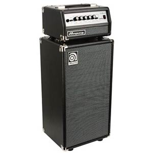 Ampeg SVT Micro VR Bass Amplifier Half Stack