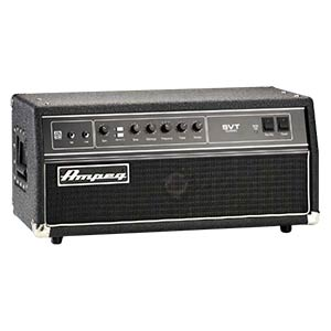 Ampeg SVT Classic Bass Guitar Amplifier Head