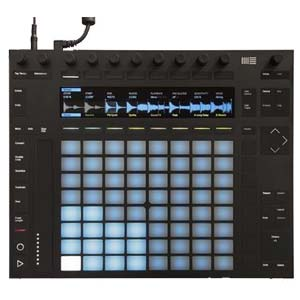 Ableton Push 2 Grid Controller for Ableton Live