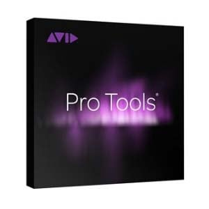 Avid Pro Tools Music Production Software with 1 years of upgrades