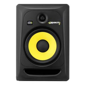 KRK Rokit 8 Generation 3 Powered Studio Monitor Single Monitor Only