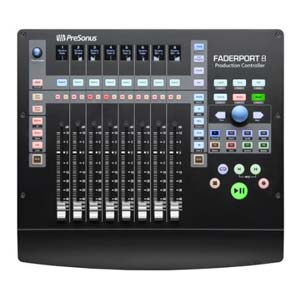 PreSonus FaderPort 8 8 Channel DAW Mix Computer Production Controller