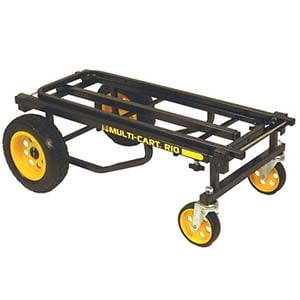 Rock N Roller R10RT Multi-Cart with R Trac Wheels