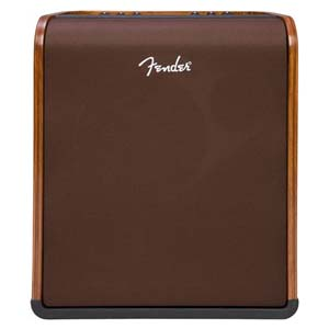 Fender Acoustic SFX Guitar Amp Hand Rubbed Walnut Finish 160 Watts