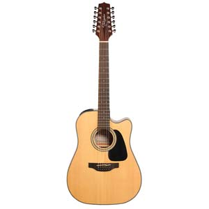 Takamine GD30CE 12-String Acoustic Electric Guitar