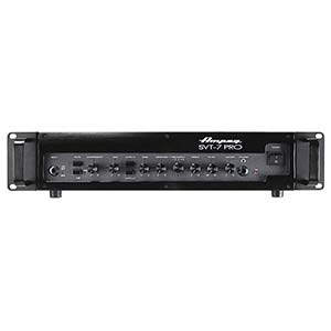 Ampeg SVT7 Pro Bass Guitar Head Tube Preamp Class D Power Amp