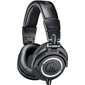 Audio Technica ATH-M50x Audio Headphones