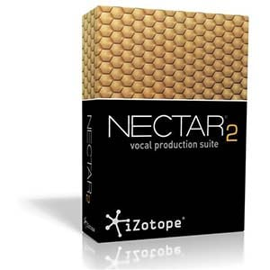 iZotope Nectar 2 Production Suite Vocal Software
