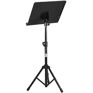 On Stage Orchestra Style Music Stand
