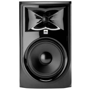 JBL 308P MKII 3 Series 308P MkII 8 Inch 2-Way Powered Studio Monitor