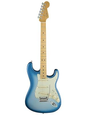 Fender American Elite Strat Maple Neck Sky Burst Metallic with Case