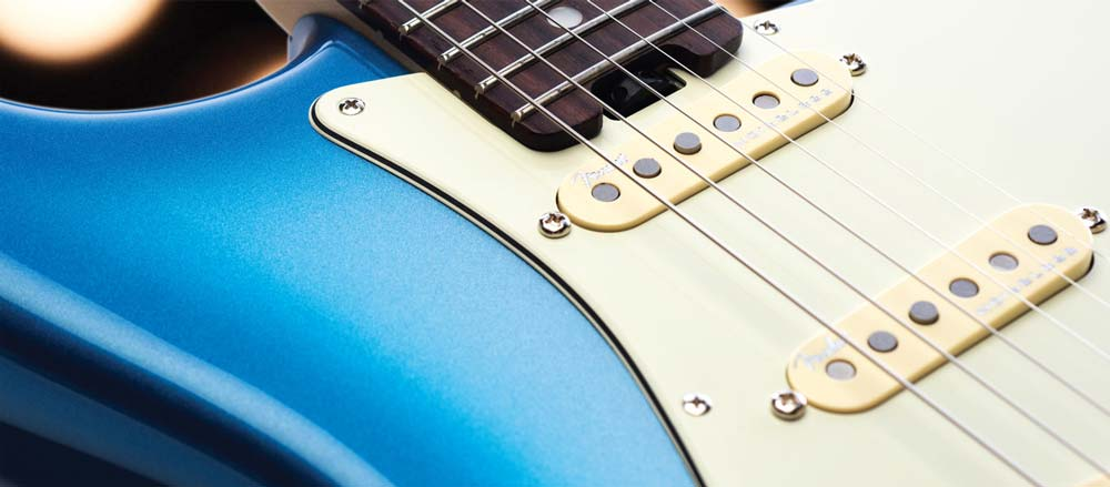 Fender American Elite Series - Noiseless Pickups