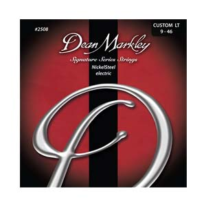 Dean Markley DM2508 Signature Series NickelSteel Guitar Strings