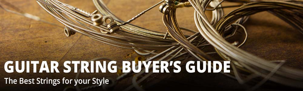 Guitar String Buyer's Guide