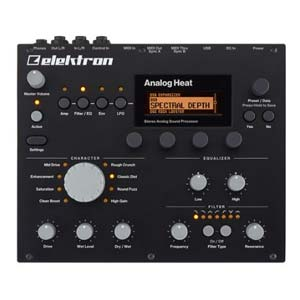 Elektron Analog Heat Distortion and Filter Effect Processor