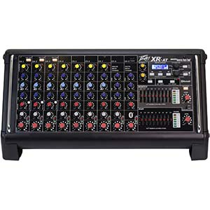 Peavey XR-AT Powered Mixer with Antares AutoTune